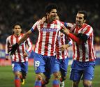 Diego Costa da la victoria al Atlético de Madrid (1-0)