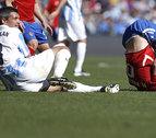 Málaga y Zaragoza firman tablas en el regreso de Baptista (1-1)