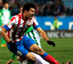Antonio Amaya pide perdón por su escupitajo a Diego Costa