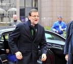 Rajoy se reúne con Hollande y Monti antes del Consejo Europeo