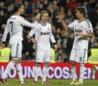 Ronaldo revitaliza al Madrid para la visita del Manchester (4-1)