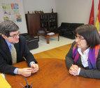 Blanca Idoate se incorpora al Consejo Escolar de Navarra