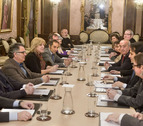 El 'Príncipe de Viana de la Cultura' recupera el vínculo con Navarra
