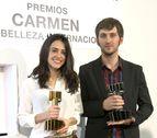 Macarena García y Raúl Arévalo, los más guapos