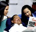 Chávez, en estado