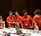 Llega la sexta edición del torneo de robótica First Lego League