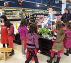 Eroski organiza talleres infantiles sobre alimentación saludable