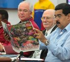 Chávez está en el Hospital Militar como un paciente más