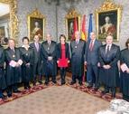 Toman posesión de sus cargos los 7 miembros del Consejo de Navarra