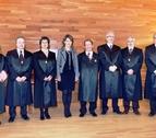 Eugenio Simón ya es presidente del Consejo de Navarra