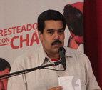 Maduro dice que la cánula traqueal no impide a Chávez dar órdenes