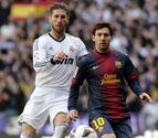 Competición quita una tarjeta amarilla a Sergio Ramos