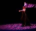 Agotadas las entradas para el espectáculo de Sara Baras en Baluarte