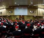Los cardenales vuelven a reunirse en la tercera congregación
