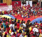 Maduro presenta su candidatura como el