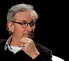 Spielberg y Tom Hanks, en una película de los Coen