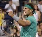 Nadal tira de casta frente a Gulbis y se medirá a Federer en cuartos