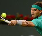 Nadal despacha a Federer en una jornada de abandonos femeninos