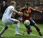 El lateral del Barça Jordi Alba, entre  siete y diez días de baja