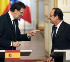 Rajoy y Hollande defienden el acuerdo de Chipre