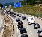 7,5 millones de coches viajarán  en la segunda fase de Semana Santa