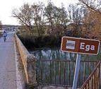 Lerín pide una actuación de urgencia para su puente viejo