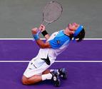 Ferrer remonta a Haas y alcanza su primera final en Miami