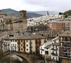 Subida de las temperaturas este domingo en Navarra