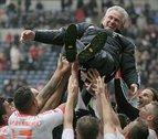 El Bayern Munich de Javi Martínez, campeón de la Bundesliga