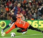 El dúo Cesc-Alexis resulta letal para el Malorca (5-0)