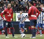 Osasuna perdona y termina pagándolo contra el Espanyol