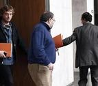La moción de censura contra  Barcina se debatirá el 18 de abril