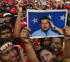 Punto final de una campaña marcada por el recuerdo de Chávez