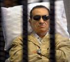 La próxima sesión del juicio contra Mubarak será el 8 de junio