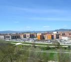 Miércoles soleado y muy frío a primera hora en Navarra