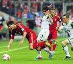 El Bayern de Múnich no gana,