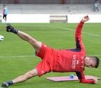 Marc Bertrán, Annan y Llorente, bajas para el partido ante la Real