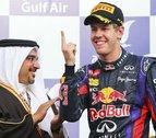 Vettel domina en Sakhir