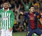 El Barça tiene la Liga a un suspiro