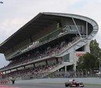 Alonso marca de cerca a Vettel