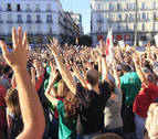 El 15M vuelve a Sol en su séptimo aniversario con una asamblea por 'las libertades'