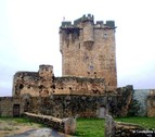 Un cura dona su castillo del siglo XIII