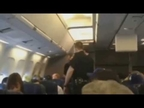 Removed from plane for singing Whitney Houston hit