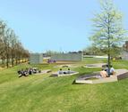 Las obras del parque Alfredo Landa concluirán en diciembre