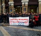 La Orquesta Sinfónica de Navarra suspende su concierto por la huelga