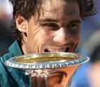 'Huracán' Nadal arrasa a Federer