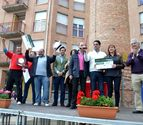 San Adrián se convierte en capital de la mejor menestra comarcal
