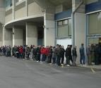 Hoy salen a la venta 300 entradas para el partido en Anoeta