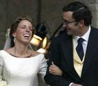 La red Gürtel pagó parte de la boda de la hija de Aznar en 2002