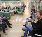 Kirmen Uribe, esta tarde en 'Así suenan los libros'